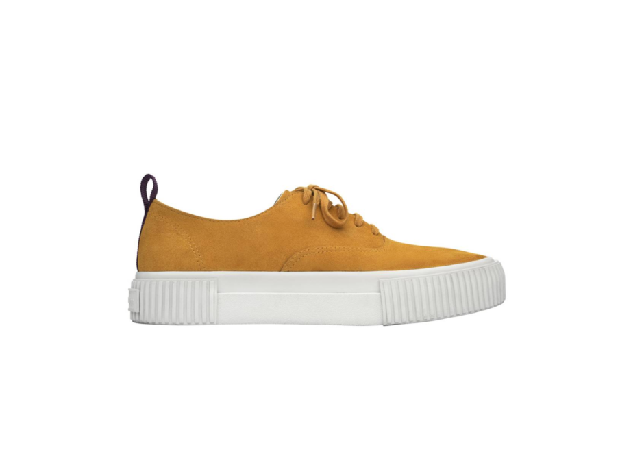 Eytys HM Collab Yellow Sneakers