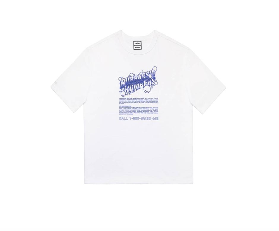 Eytys HM Collab Bubbles Tee Tshirt