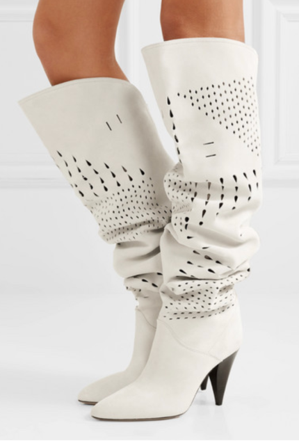 Knee-High Boots 2019 Trends