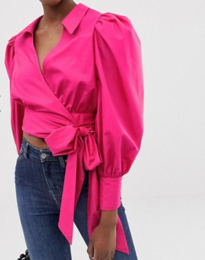 Puffy Sleeves 2019 Fashion Trend