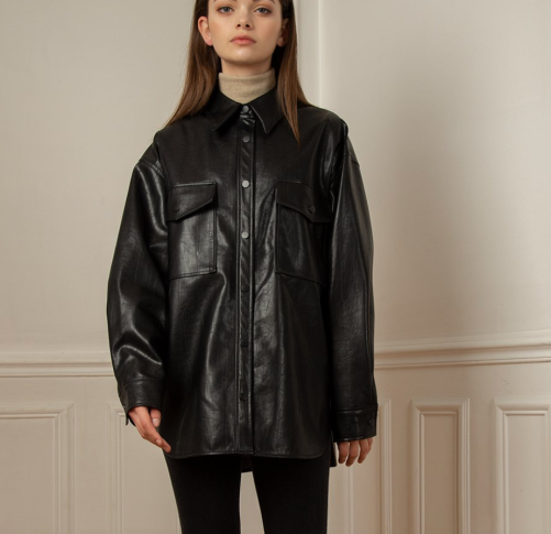 Leather 2019 Fashion Trend