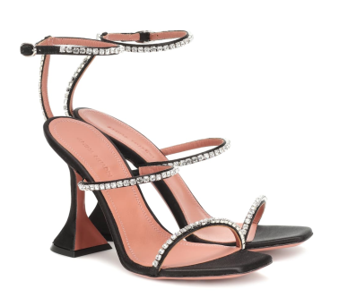 Amina Muaddi SS19 Shoes