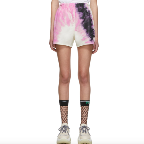SSENSE Prada Tie-Dye Capsule Collection SS 19