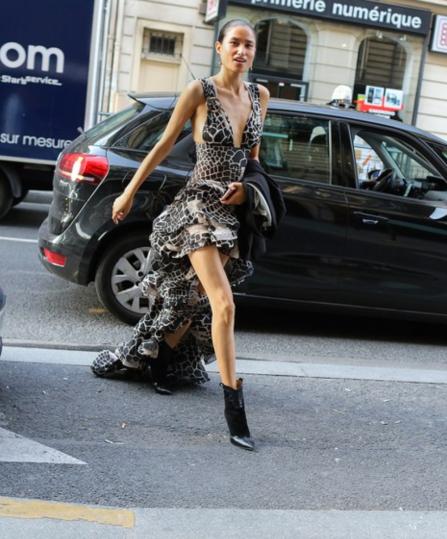 Paris FW 2020 Street Style